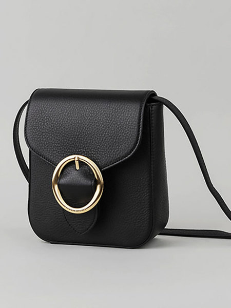 Biker Starlet Alex Mini Bag - Black