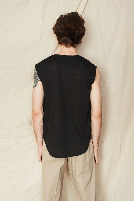 Assembly New York Muscle Tee - Black