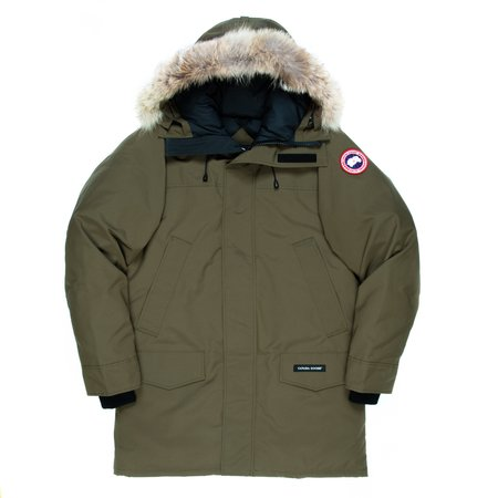 Canada Goose Langford Parka - Military Green