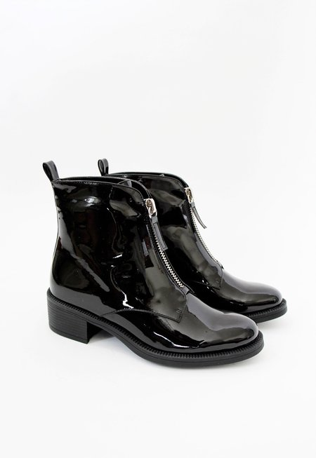 Collection & Co Oros Patent Boot