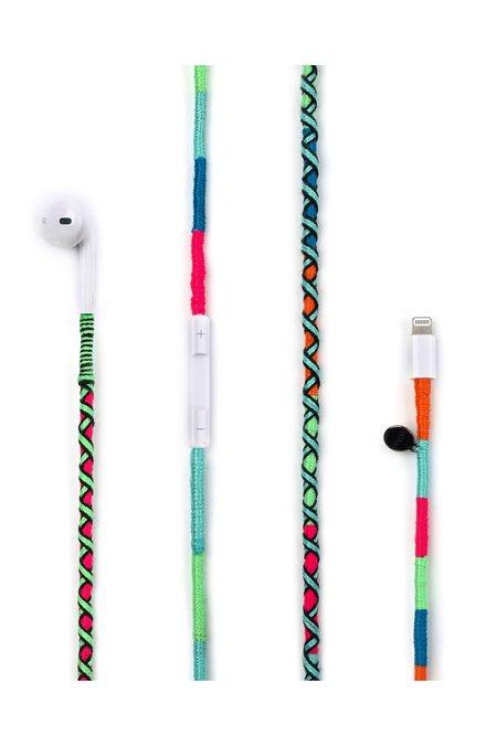 Happy-Nes Apple Polish Earphones
