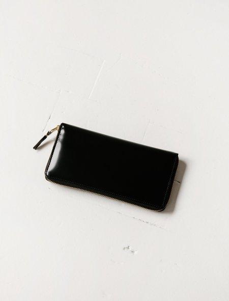 Comme Des Garcons Wallet Mirror Inside Plain Long Wallet