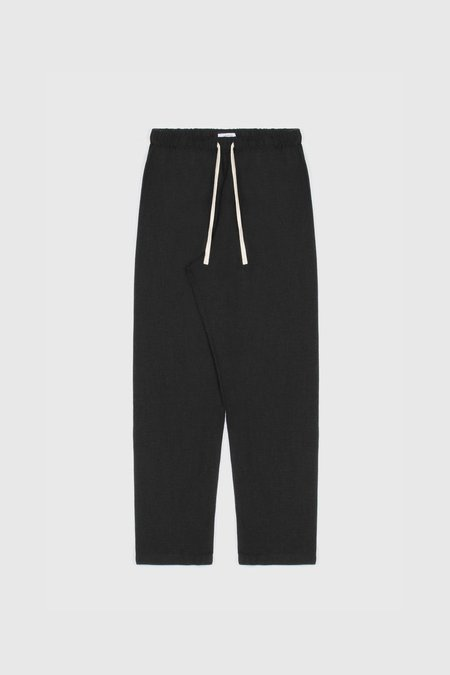COMMONERS Linen Pant - Black