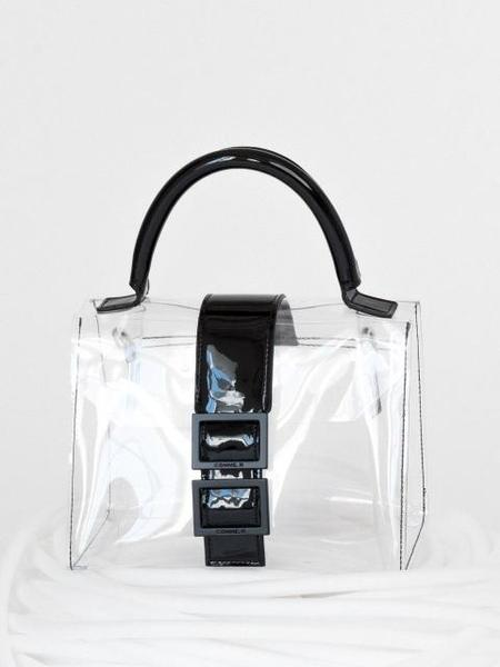 COMME.R Clear Mini Bag