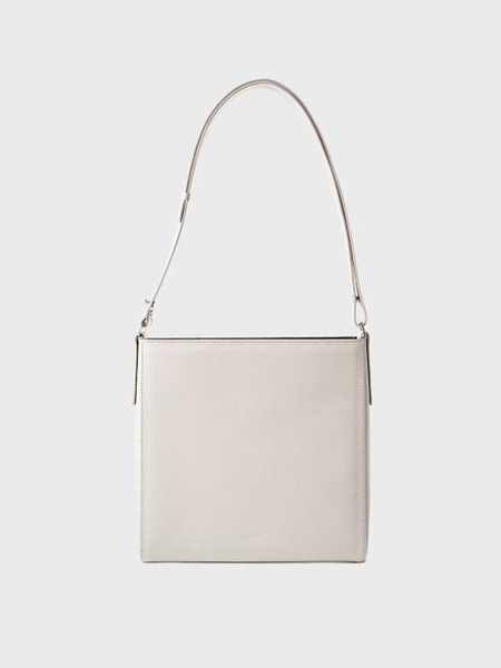 ELBATEGEV Elba Bag - Pale Stone/Black Currant