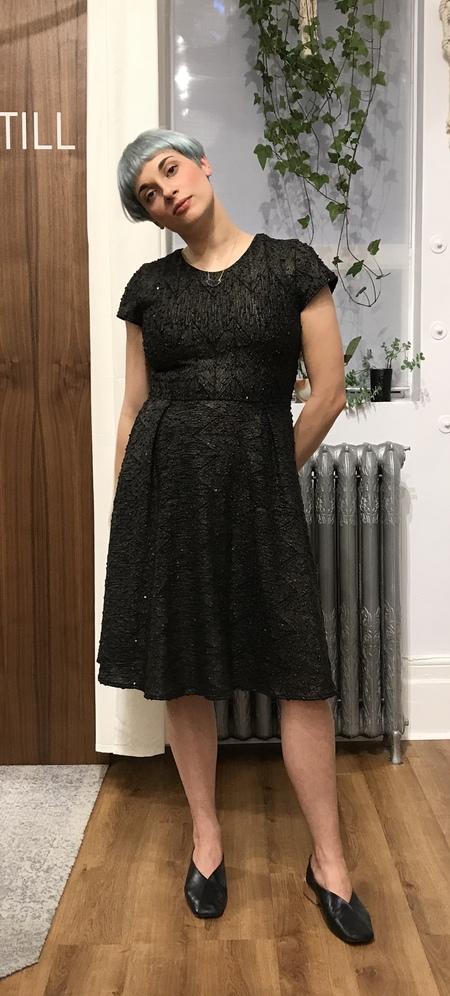 Dagg and Stacey Hendrick Dress - Black