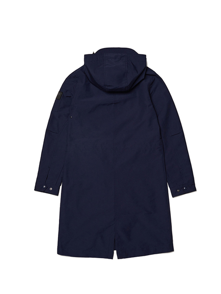 PENFIELD Lockwood Long Jacket - Khaki/Navy
