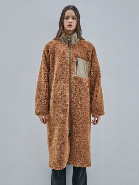 Unisex HIDEOUT Jekyll And Hyde Jacket - Camel