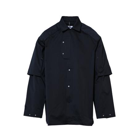 OAMC Overlay Shirt - NAVY