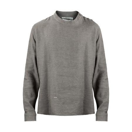 Robert Geller Pullover Shirt - GREY