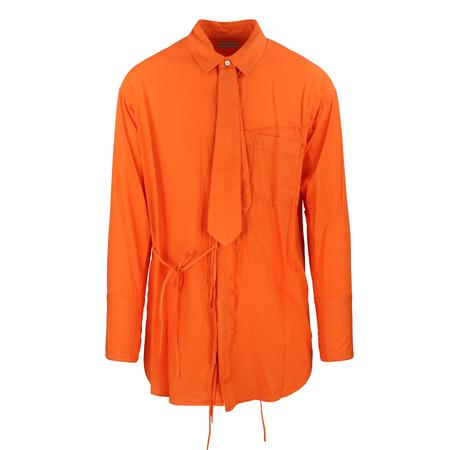 Bed J.W. Ford Ribbon Shirt - ORANGE