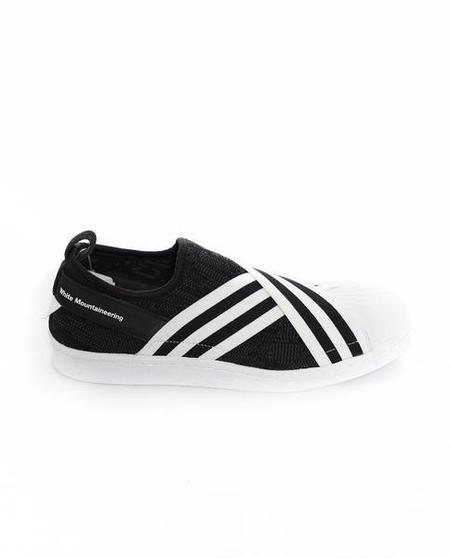 Adidas x White Mountaineering Superstar Slip On