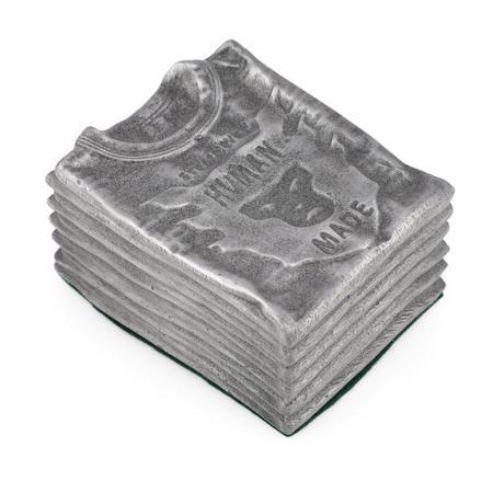 Human Made T-Shirt Paper Weight - SILVER