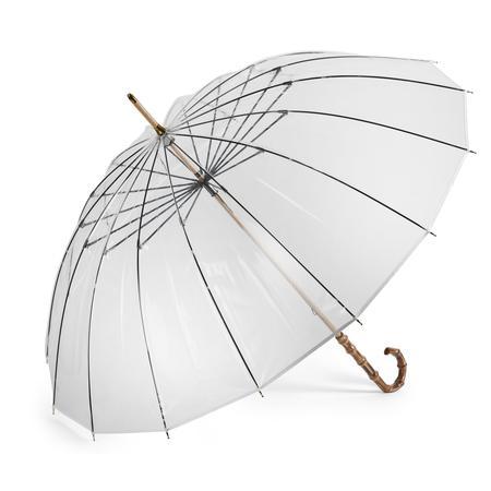 Digawel Vinyl Umbrella - CLEAR