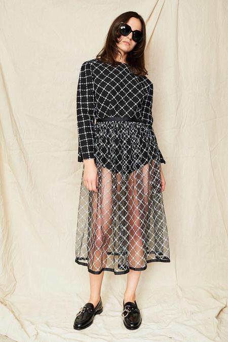 Sandy Liang Ana Dress