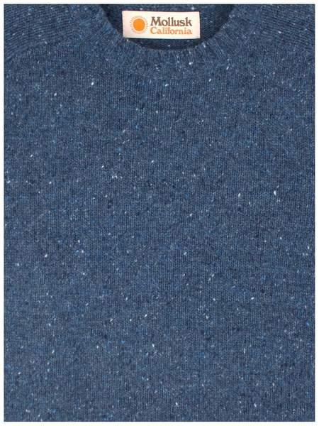 Mollusk Cambridge Sweater - Stone Flag