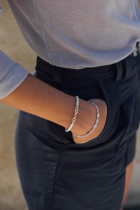 Lucy Folk Immortal Bracelet - Silver