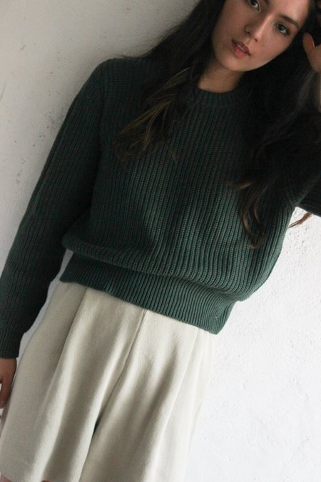 Rolla's Jeans sailor sweater - green