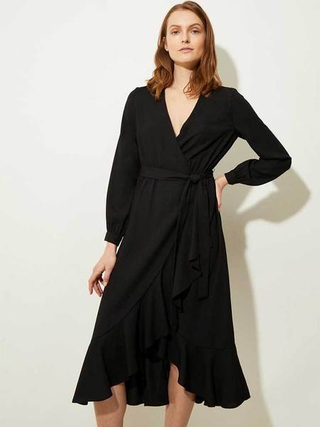 Great Plains Easy Dress - Black