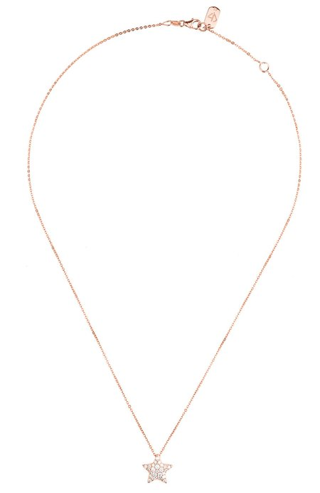 Carbon & Hyde Star Hollywood Necklace