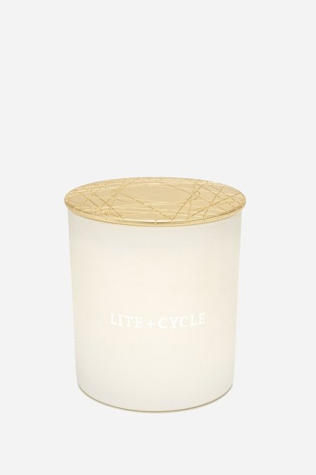 Lite + Cycle Sage Vessel Candle