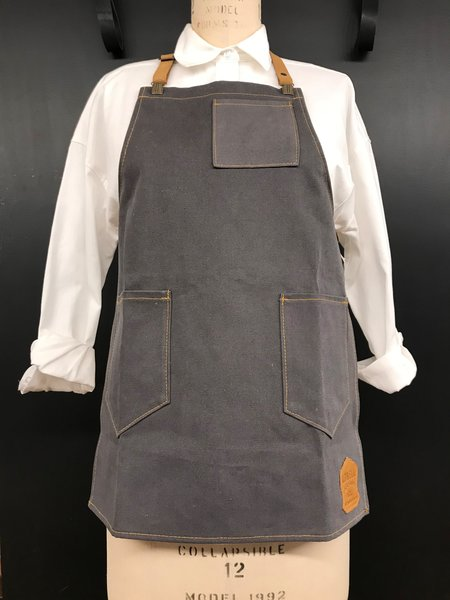 Kids Lowell Blk Royal Jr Apron
