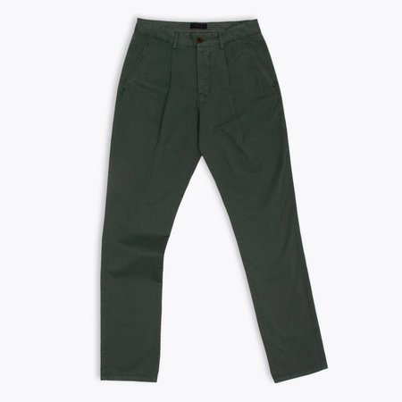 Unis Davis Pants - Fern