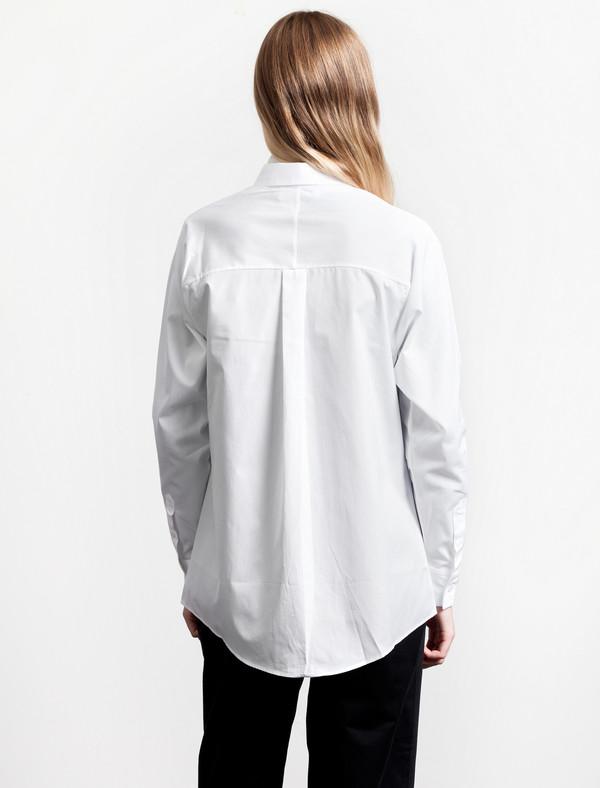 Etienne Deroeux Volta Shirt White