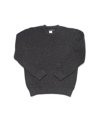 Ireland's Eye Rib Sweater - Anthracite