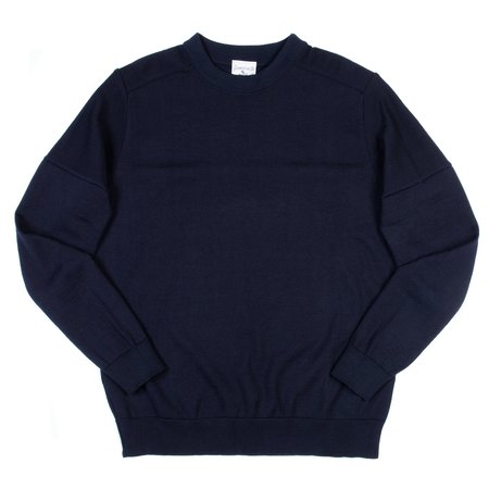 S.N.S. Herning Fatum Crew Neck - Navy