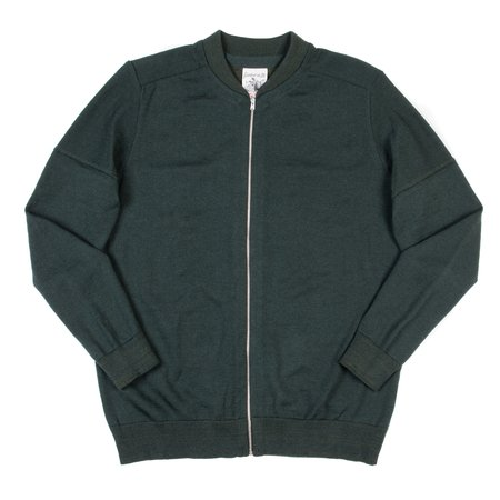 S.N.S. Herning Fatum Full Zip - Green Scale
