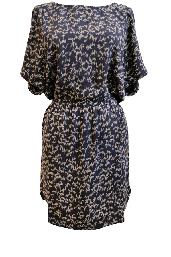 Sessun Souliman Dress in Cibali Print