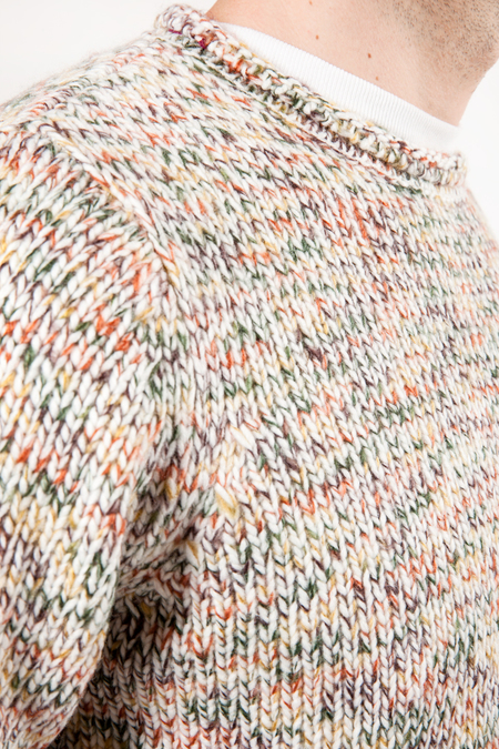 RVLT Mads Knit - Off White