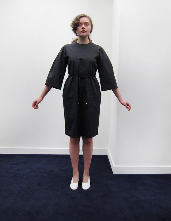 Cosmic Wonder Twill Dress