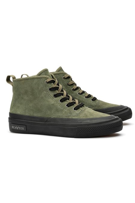 SeaVees Mariners Boot - Burnt Olive