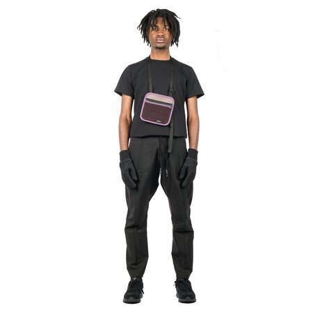 BYBORRE D4 PANTS - BLACK/GRAPE