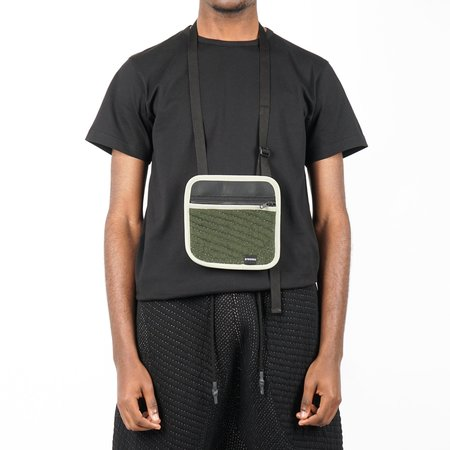 BYBORRE X1 POUCH - OLIVE