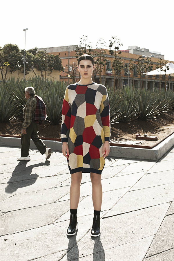 Children of Our Town Palma Sweatshirt Dress