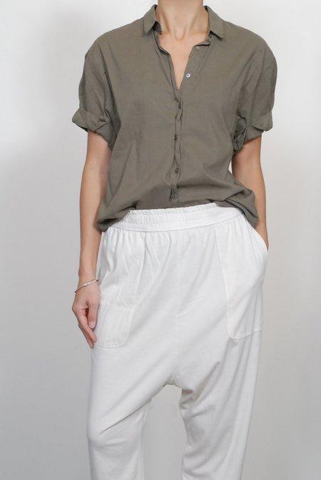 Xirena Channing Shirt - Olive Drab