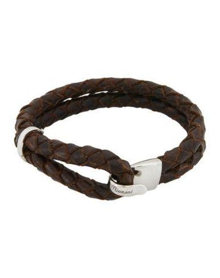 Miansai Beacon Bracelet with Silver