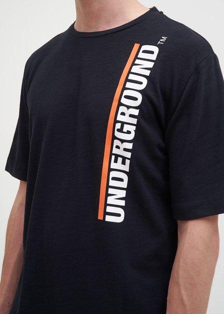 Études Underground Unity T-shirt - Black