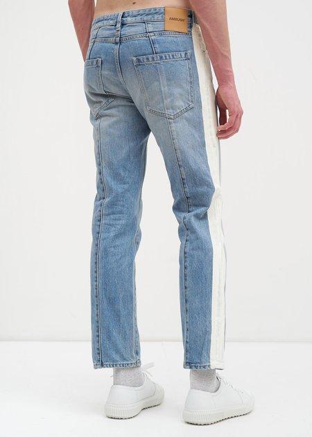 Ambush NOBO Stripe Jeans - Blue