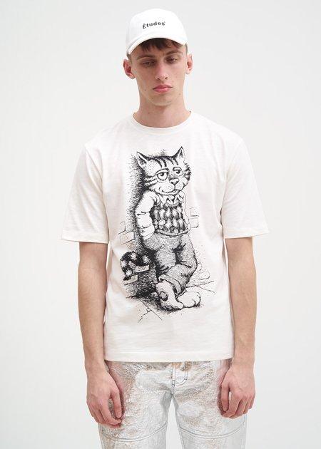Études Unity Fritz T-Shirt - White
