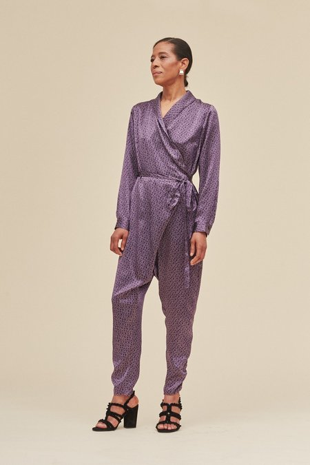 Rachel Comey Forward Jumpsuit - Purple