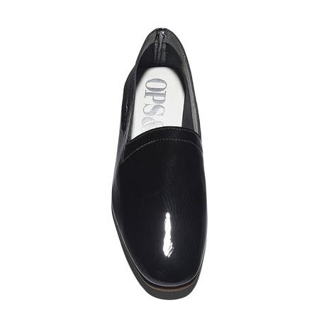 Ops&Ops No10 Flats – Bardot Black