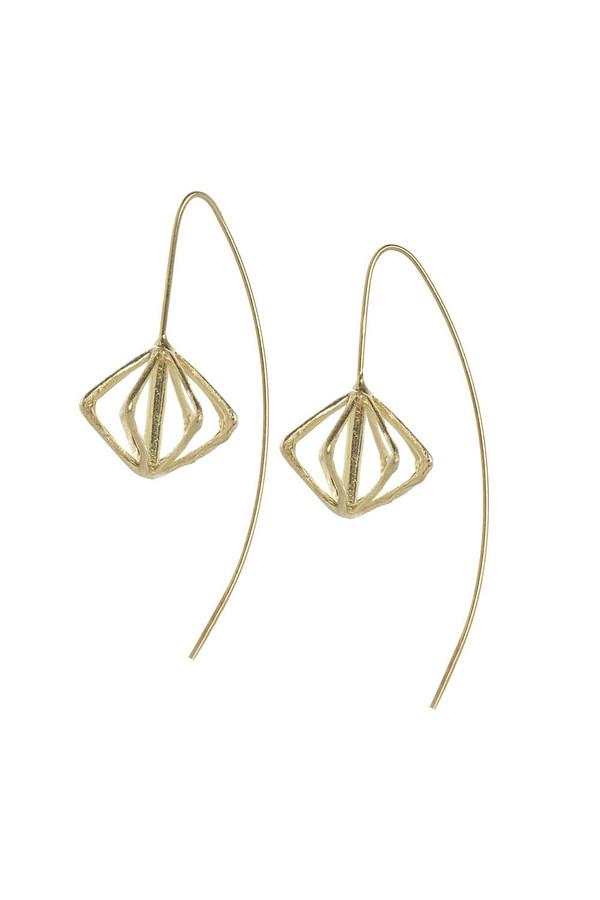 Touch of Silver Belle Earrings