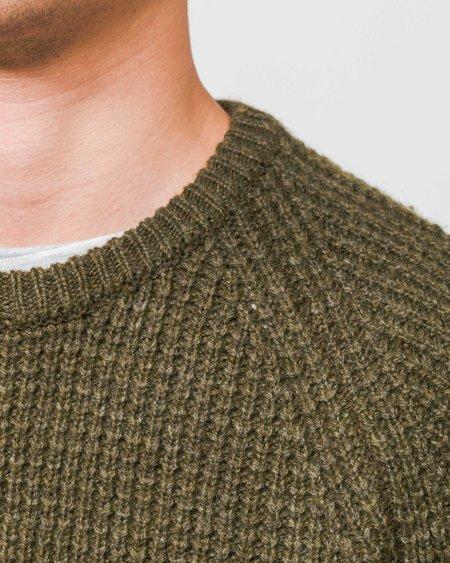 SUIT Iron Sweater - Dark Green