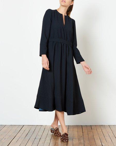 A.P.C. Bing Dress - Dark Navy