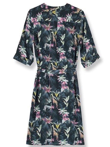 Pyrus Valetta Dress - Masai Print
