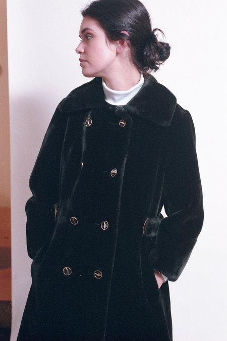 Horizons Vintage Faux Fur Coat